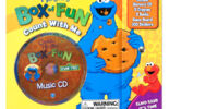 Cookie Monster's Box of Fun: Count with Me