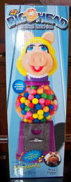 Piggy gumball machine 2