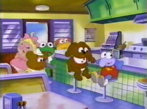 408 Invasion of the Muppet Snackers