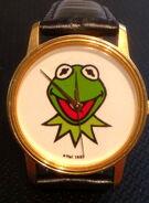 87 gold watch