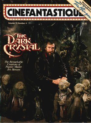 Cinefantastique-TheDarkCrystal-Vol13N4