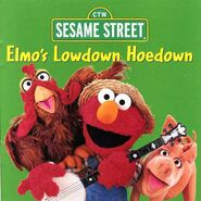 Elmo's Lowdown Hoedown (CD)