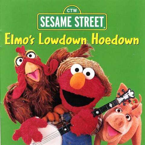 File:Elmo's Lowdown Hoedown (CD).jpeg