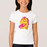 Zazzle janice mural shirt