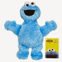 Furchester-Plush-MircoSoft-Cookie