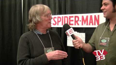 Myrtle Beach Comic Con - Dan Seagren Interview