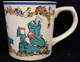 Cookie mug 1977 c