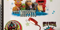 Muppet wall decals (RoomMates)