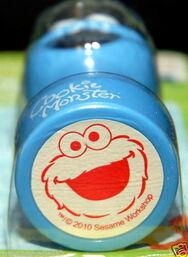 Toy island stamper 2010 cookie monster 2