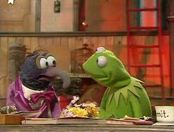 318 gonzo and kermit