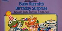 Baby Kermit's Birthday Surprise