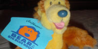 Bear in the Big Blue House plush (Disney Store)