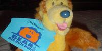 Bear in the Big Blue House plush (Disney Store)
