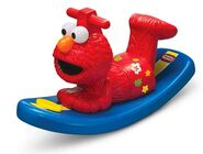 Little tikes elmo surfer