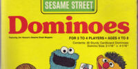 Sesame Street Dominoes (Whitman)