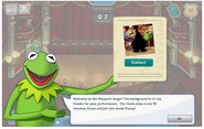 Kermit background cp