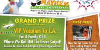 The Muppets Hollywood Mayhem Blu-ray Sweepstakes