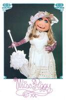 PiggyArtOfMuppetsPostcard