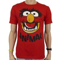 Logoshirt 2011 muppets faces animal