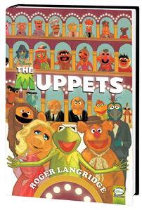 Muppets omnibus noto variant