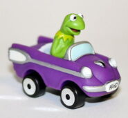 Corgi 2000 little chef kermit's blue flyer