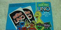 Sesame Street UNO (Japan)