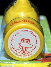Toy island stamper 2010 big bird 2