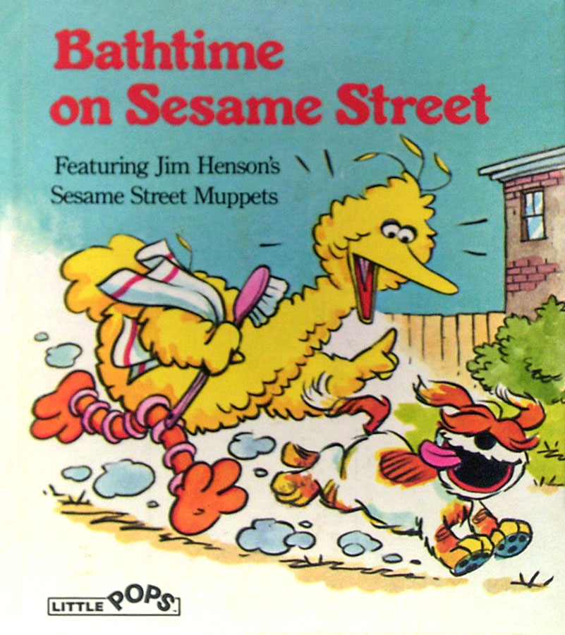 Bathtimeonsesamestreet
