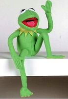 United labels kermit 2008 35cm