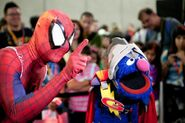 ComicCon2012 Super Grover 02