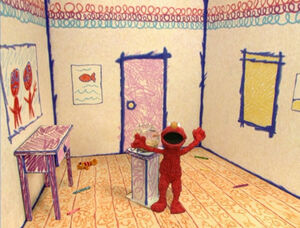 Elmosworld-room
