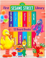 First Sesame Street Library