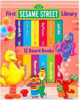 First Sesame Street Library