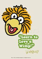 Poster Fraggle Rock-Learn To Love A Wimp