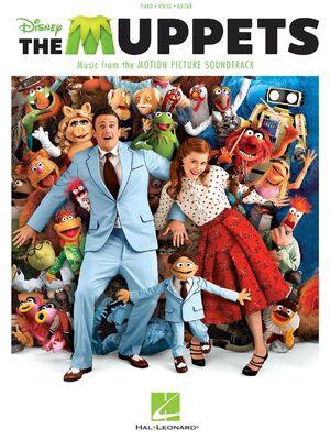 Muppets-MusicBook