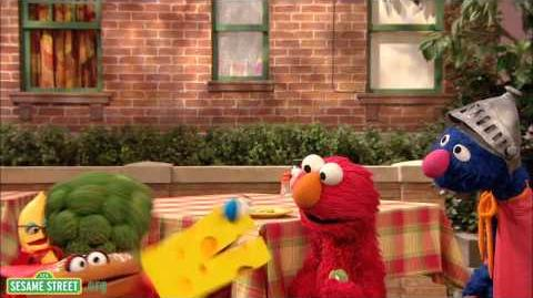 Sesame Street Try, Try Again! Song