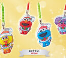 Sesame Street Christmas mascots (Universal Studios Japan)