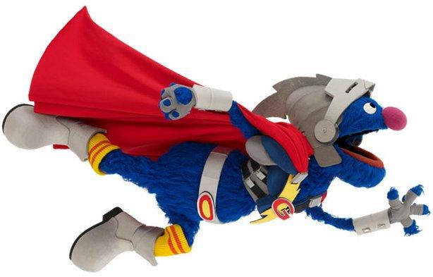 Super Grover and his Super Sidekicks Latest?cb=20110405210554