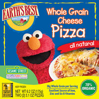 Frozen Whole Grain Cheese Pizza