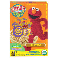 Honey Nut Organic On-the-go O's Cereal
