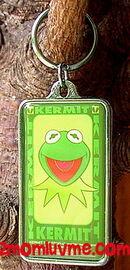 Kermit 2002 keychain kalan