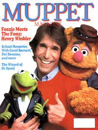 Muppet Magazine issue 4