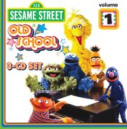 Old School: Volume 1 (CD)
