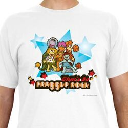 Shop.Henson.com - 2010 - Fraggle Shirt 6