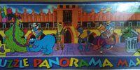 Ulica Sezamkowa puzzle