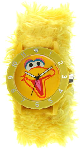 Viva time furry watch big bird
