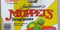 Muppet sunglasses