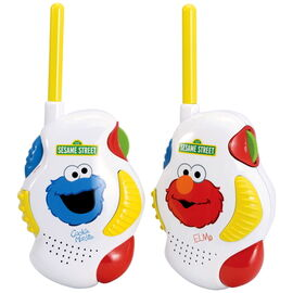 Kids station toys inc KST 2011 sesame street walkie-talkies