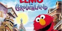 The Adventures of Elmo in Grouchland (sheet music book)