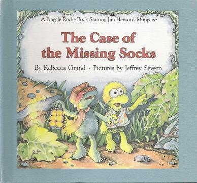 File:The Case of the Missing Socks.JPG